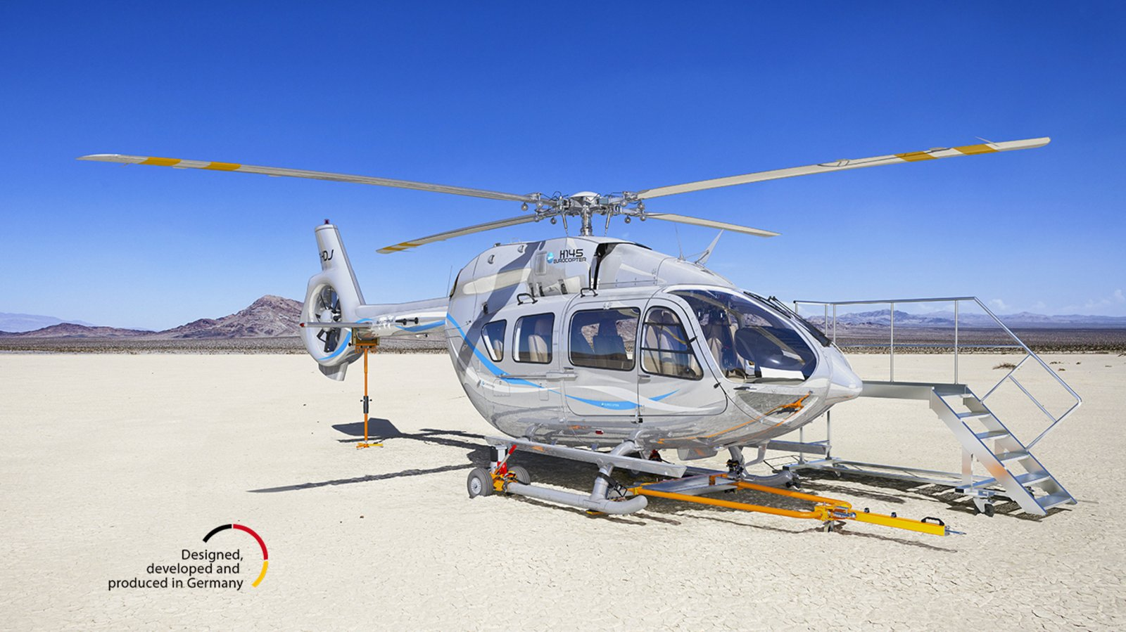 Lico Helikopter Solutions Header