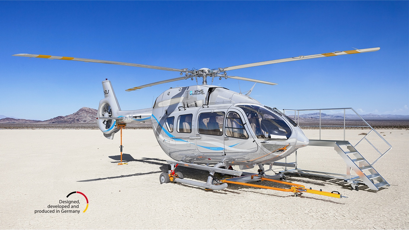 Helikopter Solutions